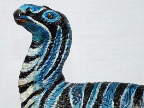 Iguanodon (3 of 4) by Lithographica