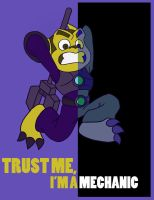 Trust Me by charco