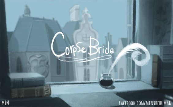 Color study Corpse bride by MINthehuman