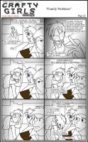 Minecraft Comic: CraftyGirls Pg 22 by TomBoy-Comics