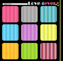 Love4ever_Pattern by UAEminded