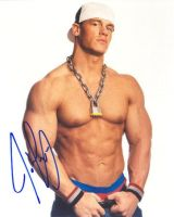 John cena again by WWERocks