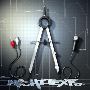 Architexts album cover by ethan-