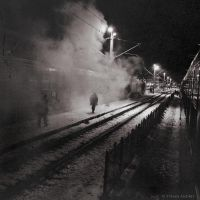 Goodbye Desolate Railyard by Nighthaze