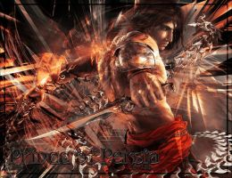 Prince of Persia - wallpaper by Lith-1989