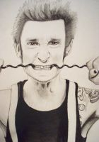 Mike Dirnt by Linz87