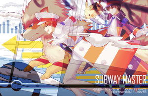 Kanto Subway Master by hecollision