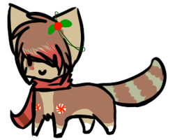 Christmas Adopt 1 by campfyre