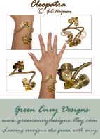 Cleopatra by green-envy-designs