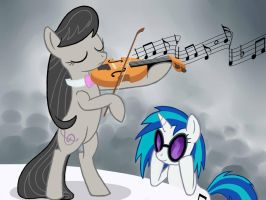 The Melody Of An Angel by lostwolfen