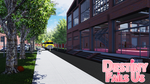 [DFU VN] Updated WIP BG Preview | Gym Entrance by DestinyFailsUs