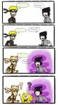 Naruto funny comic by Codexmas