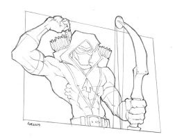 $5 Commission: Compound by GavinMichelli
