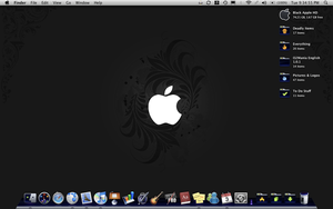 Another MacOSX Screenshot by HolyWiz