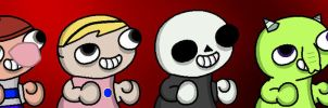 Billy and Mandy Fsjal's by SonictheYoshi