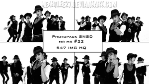 Photopack SNSD Mr Mr #22 by mearilee27