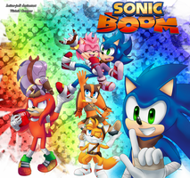 Sonic boom Contest by heitor-jedi