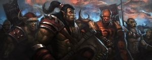 Warsong Clan , World of Warcraft by Raph04art
