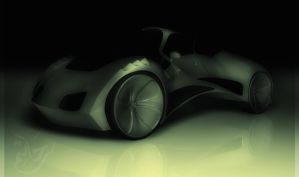 Conceptual Car by Tooomyyy