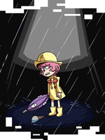 In the need of an Umbrella. by MedleyAssault