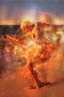 Rhythms of Grace: He Moves Me by StacyLeeArt