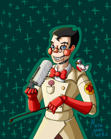 Happy MEDIC by MaraMarko