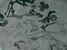 Just started drawing again by jokercrazy