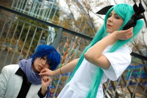 Vocaloid: World is Mine1 by christie-cosplay