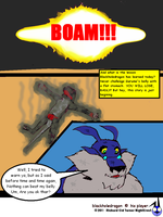 Blackholedragon bellied brawl2 by NightCrestComics