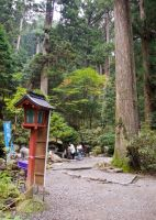Sacred Spring in Nikko by SuperPope