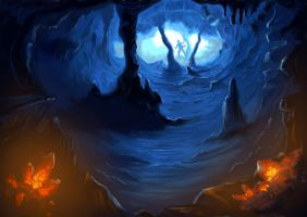 Cave by Esoteric319
