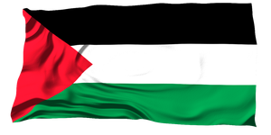 Flags of the World: Palestine by MrAngryDog