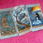 3 Card Reading  - The Animism Tarot by sobeyondthis
