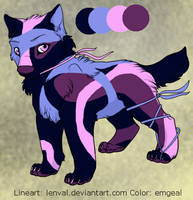 Jesspotter's Custom Adoptable by emgeal