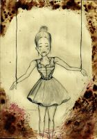 A Marionette's Last Dance by Reem-eid