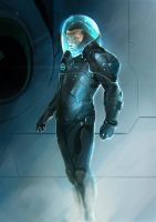 Solaris suit concept 2 by AlexTzutzy