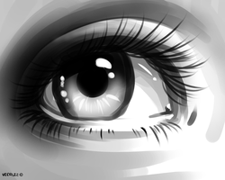 Eye Practice by veerlez