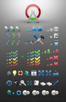 Icons for InTime Applications by MDGraphs