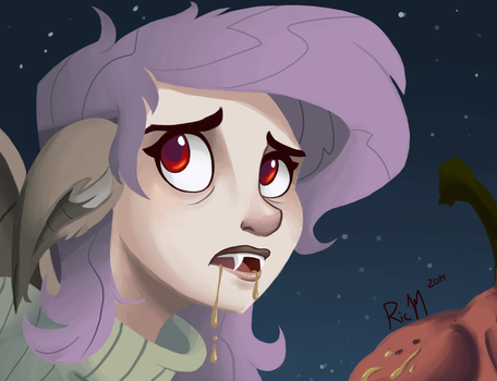 I Was Just so Hungry by Ric-M