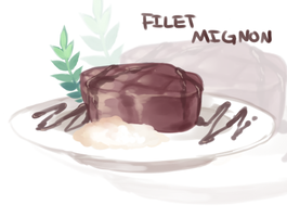 Filet Mignon: Remastered by RoyalTeaCat