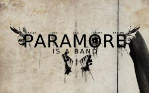 Paramore is... by Little--Decoy