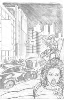 Josh Mills Astonishing X-Men Page 2 by artistjoshmills