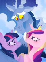 MLP: Discord by Quere