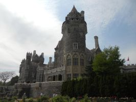 Casa Loma Castle 2 by dragondoodle