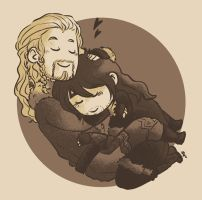Fili and Kili CONTEST by AlyTheKitten
