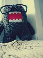 Domo-kun by TheLonelyDonut