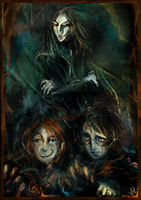 Where's Snape? by Vizen