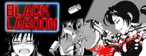 Black Lagoon revy Sign by wardsnow