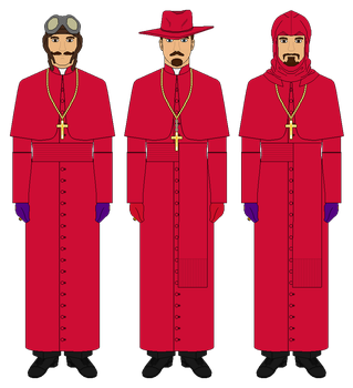 Nobody Expects the Spanish Inquisition by tonytoucan