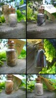 Totem vials - now for sale! by SPWilder